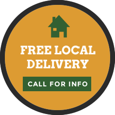 Free Local Delivery - Call For Info